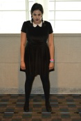 Stephanie aka Wednesday Addams